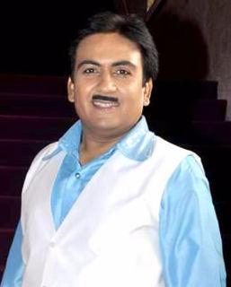 Dilip Joshi Indian actor
