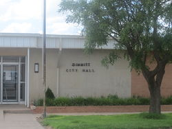 Dimmitt City Hall in 2010