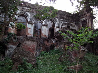Ganesha dynasty - Image: Dinajpur Rajbari (13)