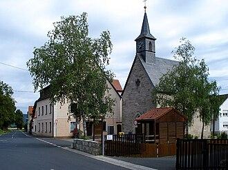 Eltmann - Stadtteil Dippach