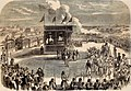 Dispatching the Mahmal, or Holy Carpet, from Cairo to Mecca - ILN 1861.jpg