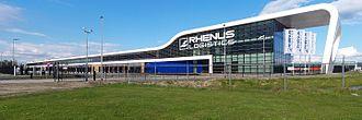 Rhenus (company) - Rhenus Logistics distribution centre in Son en Breugel, Netherlands