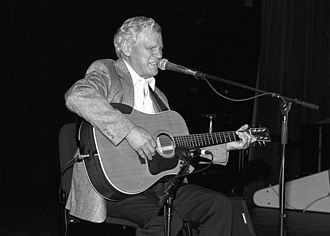 Doc Watson - Doc Watson performing in 1994