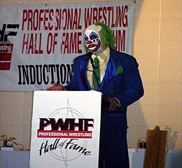 Doink the Clown PWHF 2012.jpg