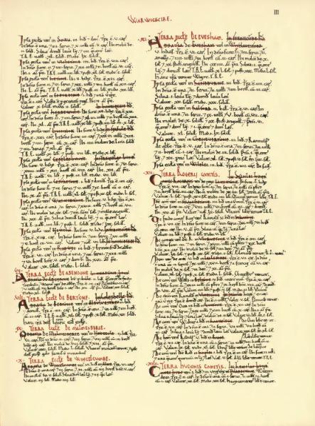 File:Domesday Book Warwickshire.djvu