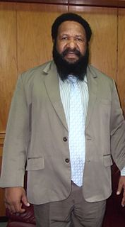 Don Polye Papua New Guinea politician