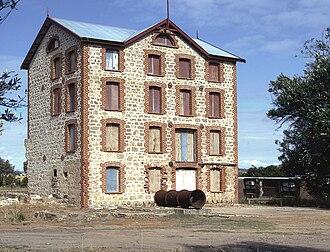Dongara, Western Australia - Dongara Flour Mill