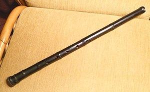 Xiao (flute) - A Taiwanese xiao
