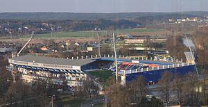 Doosan Arena - Image: Doosan Arena Plzeň1