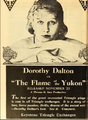 Dorothy Dalton The Flame of the Yukon Film Daily 1919.png