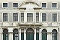Dorsoduro Palazzo Zenobio degli Armeni dettaglio facciata a Venezia.jpg