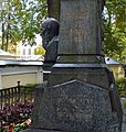 Dostoevsky headstone from side.jpg