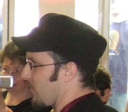 The Nostalgia Critic', alias Doug Walker, en 2008.