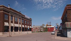 Cloquet, Minnesota - Downtown Cloquet