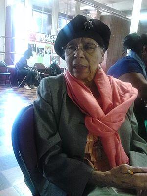 Thelma C. Davidson Adair - Image: Dr. Thelma C. Davidson Adair