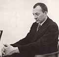 Dr. med. Georg Volk (* 23. März 1898 Groß-Steinheim; † 16. Juni 1986 Offenbach am Main).JPG
