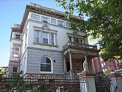 Dr Generous Henderson House Wikipedia