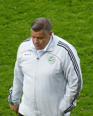 Dragoljub Bekvalac - Bekvalac with Győr in 2009