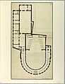 Drawing, Competition Design for La Fenice, Venice- Plan of Upper Floor of the Theater, 1788 (CH 18355959).jpg