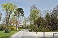 Dreieckwiese, Hietzinger Fahrstraße, Schönbrunn 01.jpg