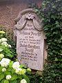 Dresden Friedhof Langebrück Grab Feucht.JPG