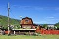Drewniany dom w Bolszych Kotach 10.JPG