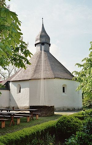 Möhnesee - The chapel of Möhnesee-Drüggelte