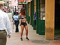 Drunk lady on Bourbon Street.jpg