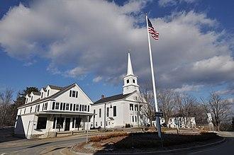 Dublin, New Hampshire - Image: Dublin NH Rotary