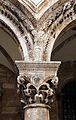 Dubrovnik, palazzo del rettore, portico, capitelli di giorgio orsini 04.JPG