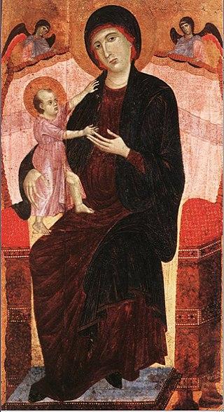 Duccio di Buoninsegna on Pinterest | Madonna And Child, Madonna and ...