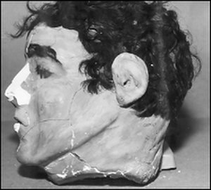 June 1962 Alcatraz escape - Dummy head found in Morris' cell