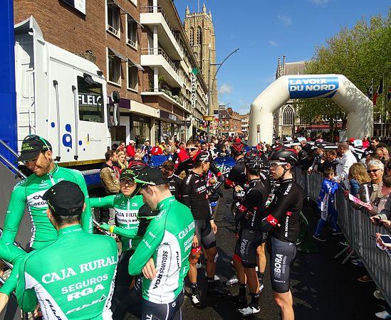Dunkerque - Quatre jours de Dunkerque, étape 1, 6 mai 2015, départ (B156).JPG