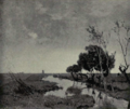 Dutch Painting in the 19th Century - Gabriël - View near Abcoude.png
