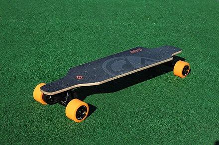 Longboard Skateboard Wikiwand