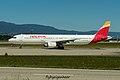 EC-IJN Airbus A321-211 A321 - IBE (29218576095).jpg