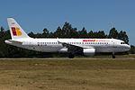 EC-LUD A320 Iberia Express SCQ.jpg
