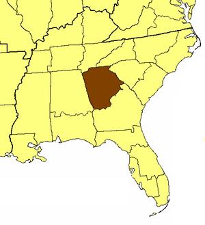 Episcopal Diocese of Atlanta - Image: ECUSA Atlanta
