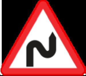 Road signs in Estonia - Image: EE traffic sign 143