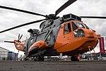 EGLF - Westland Sea King HU5 - XV666 (29621040458).jpg