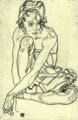 ESchiele Squatting Woman.png