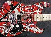 """Eddie Van Halen's """"Frankenstrat"""" guitar"""