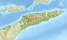 Paitchau is located in East Timor