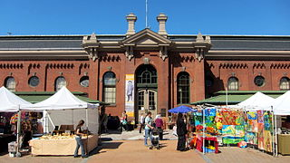 Eastern Market, Washington, D.C. United States historic place