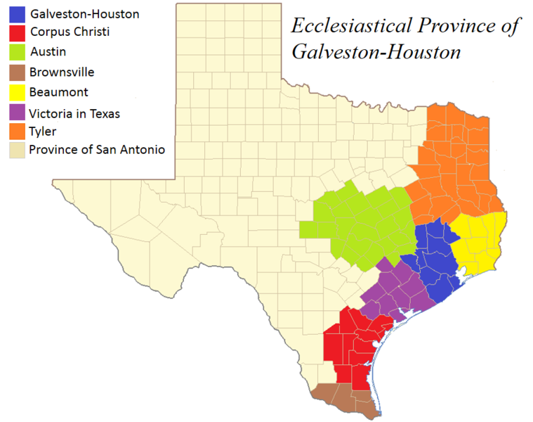File:Ecclesiastical Province of Galveston-Houston map.png