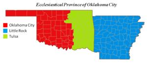 Roman Catholic Archdiocese of Oklahoma City - Ecclesiastical Province of Oklahoma City