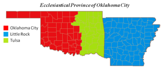 Roman Catholic Archdiocese of Oklahoma City - Ecclesiastical Province of Oklahoma City