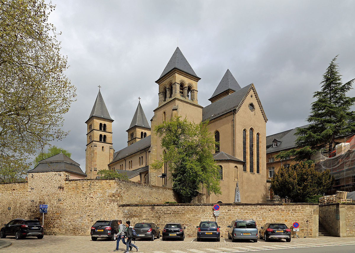 Echternach Travel Guide At Wikivoyage