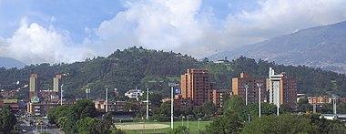 Ecoparque Cerro El Volador