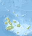 Ecuador Galápagos Islands location topographic map.png